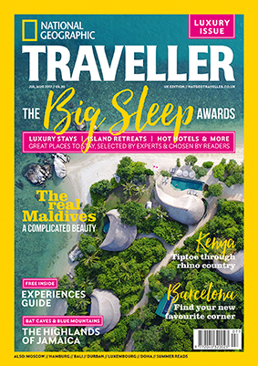 National Geographic Traveller Jul/Aug 2015 – luxury issue