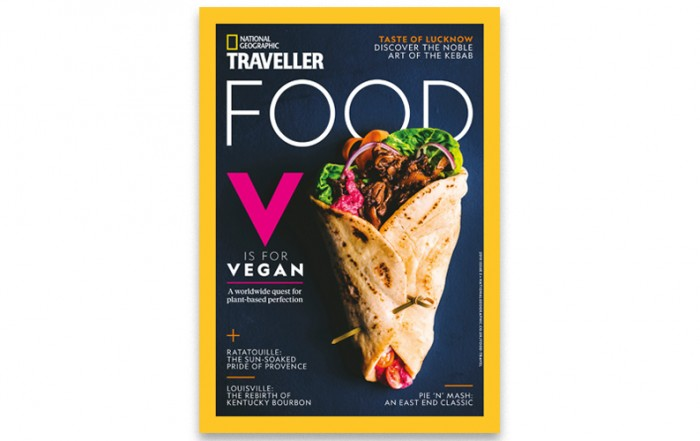 National Geographic Traveller Food (UK) June 2019 issue cover