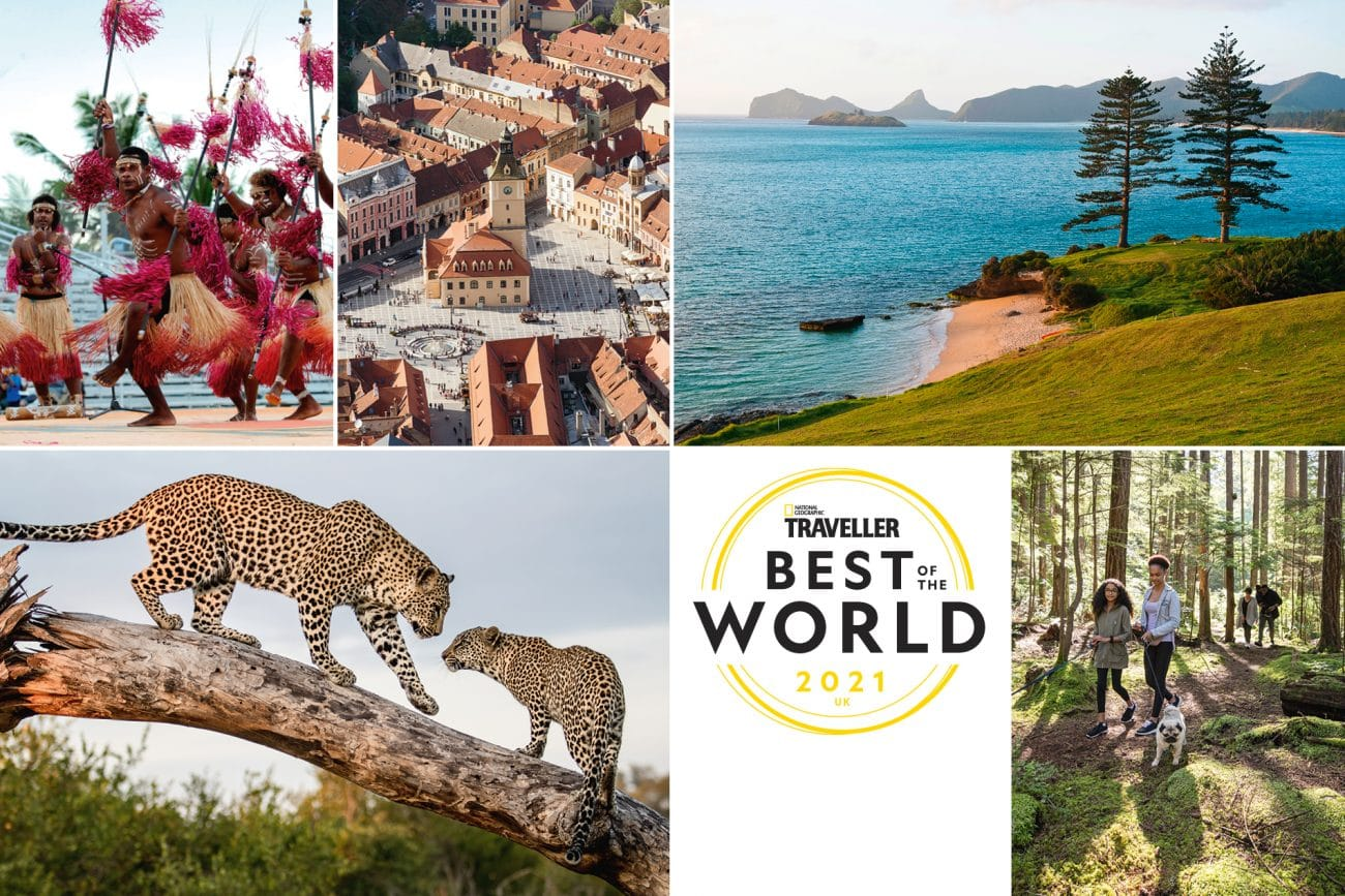 NGT Best of the World 2021. Image: Getty/Alamy