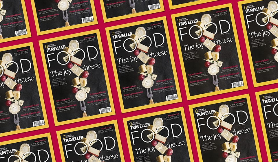 NFT Food Issue 10